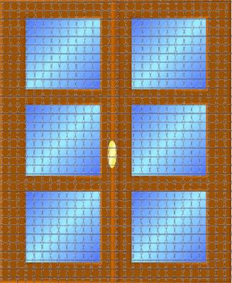 SmartWindow with Economy Dust Frame